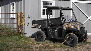 Polaris Ranger EV elektryczny
