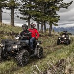 quad polaris sportsman xp 1000 touring czarny