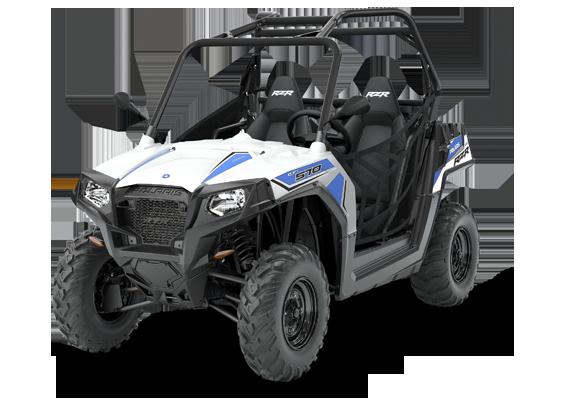 Polaris RZR 570 Tractor
