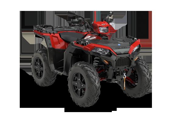 Polaris Sportsman XP 1000 EPS Traktor