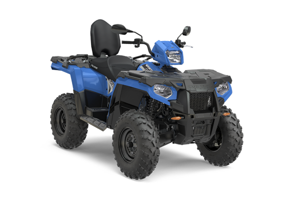 sportsman 570 touring niebieski