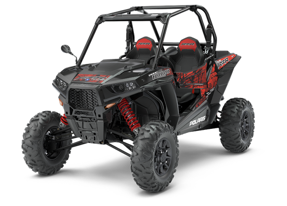 Polaris RZR XP 1000 Tractor