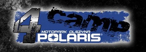 Polaris Camp 4 Motopark Olszyna